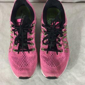 Nike Zoom Pegasus 32 Pink runners size 10